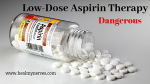 Aspirin Therapy Causes More Harm Than Good