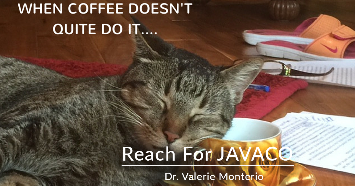 JAVACO<sup>TM </sup>The Worlds Best Coffee, Brain Booster And Energizer