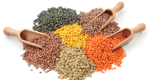 Lentils Are Key to Beating High Blood Pressure