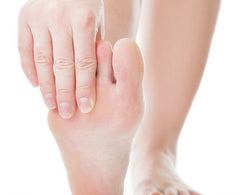 Feet Sypmtoms of Peripheral Neuropathy