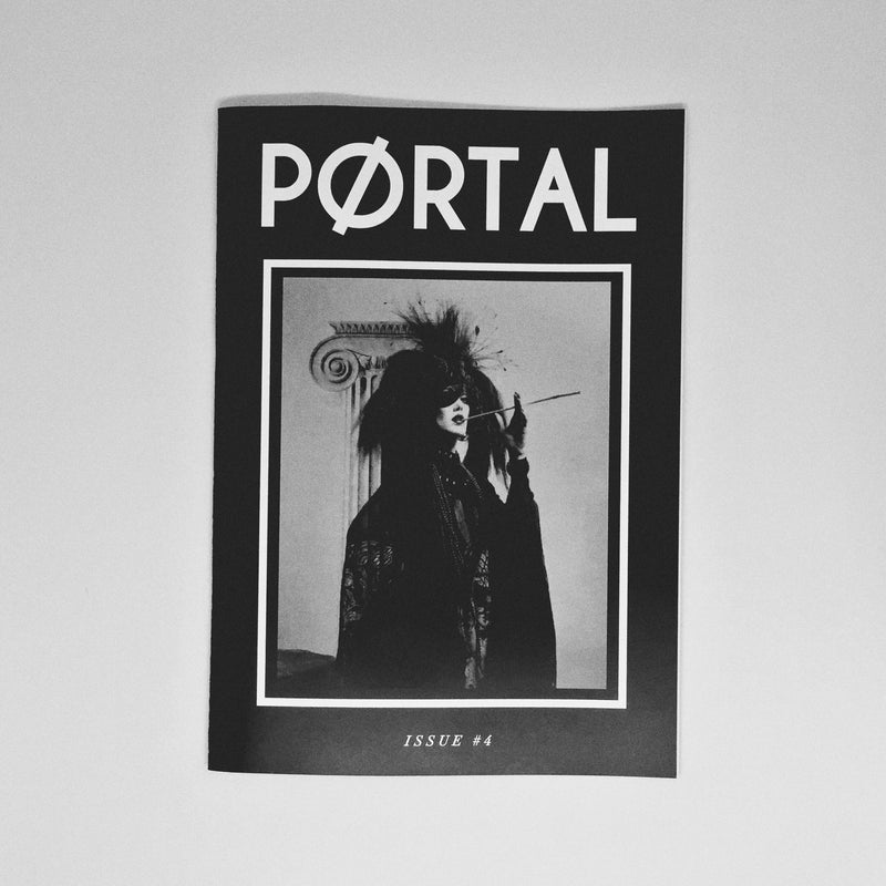 PØRTAL ISSUE#4