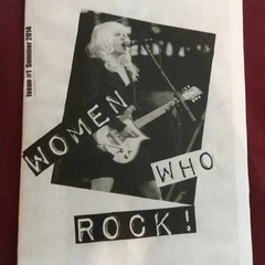 Women Who Rock! (Zine)