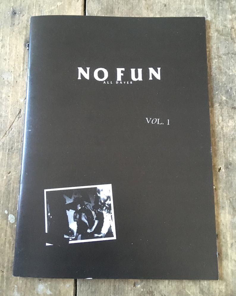 No Fun Zine issue 1