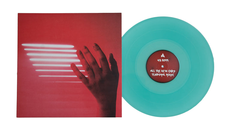 All The New Ends(CD/LP Blue Vinyl)
