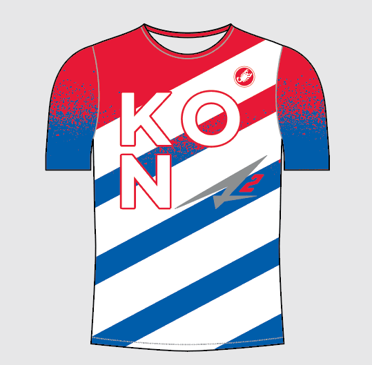 A2 Kona Run Shirt