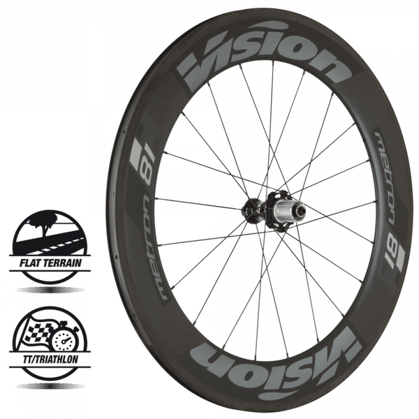 Vision Metron 81mm SL Clincher