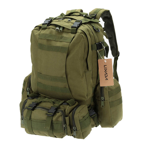 Military Tactical Backpack Rucksack Sports Camping Travel Hiking Bag