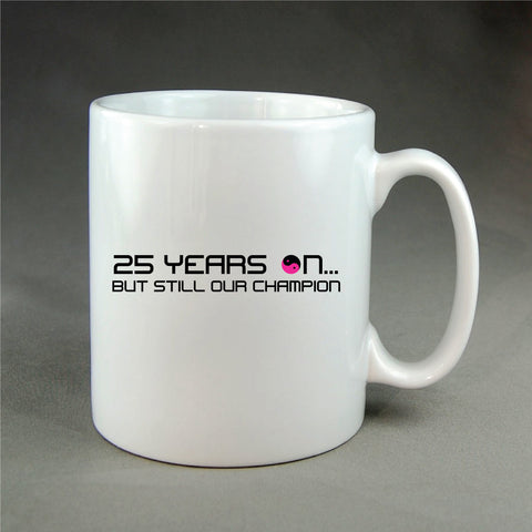 Gary Havelock - 25 Years On Mug
