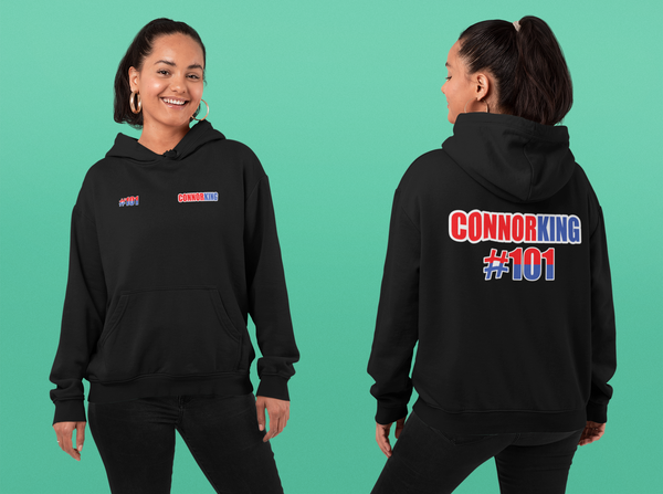 Connor King Hoodie