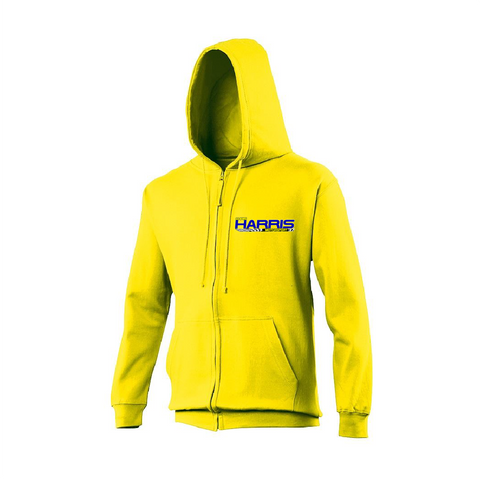Chris Harris Zipped Hoodie