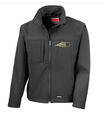 Bradley Andrews Softshell Jacket
