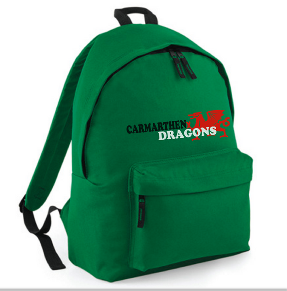 Carmarthen Dragons Backpack
