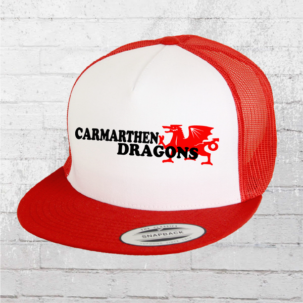 Carmarthen Dragons Snapback.