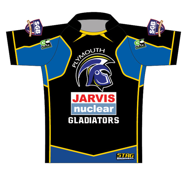 Plymouth Gladiators Team Pit Shirts