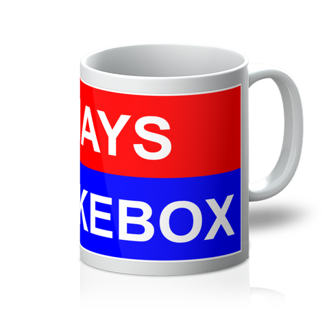 Jays Dukebox Mug