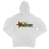 David Wallinger Zipped Hoodie