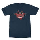 Plymouth Devils Softstyle Ringspun T-Shirt