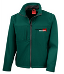 Carmarthen Dragons Softshell Jacket