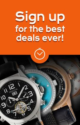 Sign up for the best deals ever!