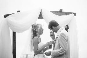 Ideas for Writing Your Own Wedding Vows (plus a free sample script!)