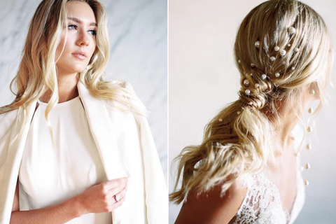 The Latest Trends in Bridal Beauty | Hair and Makeup Ideas for Your Wedding Day!