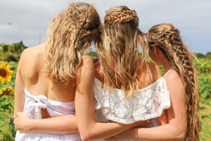 Summer Bridal Hairstyles: Easy Braids for Your Wedding Day!