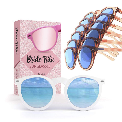 rose gold sunglasses