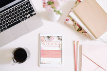 Going digital means ANYTIME is wedding planning time!