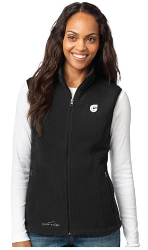 Eddie Bauer - Ladies Fleece Vest SMEB205