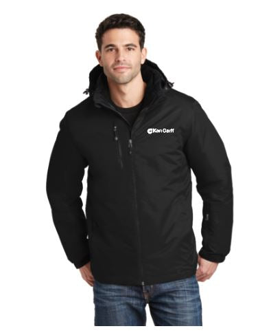 Vortex Waterproof 3-in-1 Jacket SMJ332