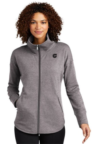Ladies Luuma Full Zip Fleece- SMLOG812