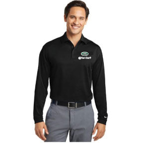 Land Rover - Nike Long Sleeve Dri-Fit Tech Polo - SM466364