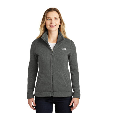 The North Face Ladies Sweater Fleece Jacket - SMNF0A3LH8