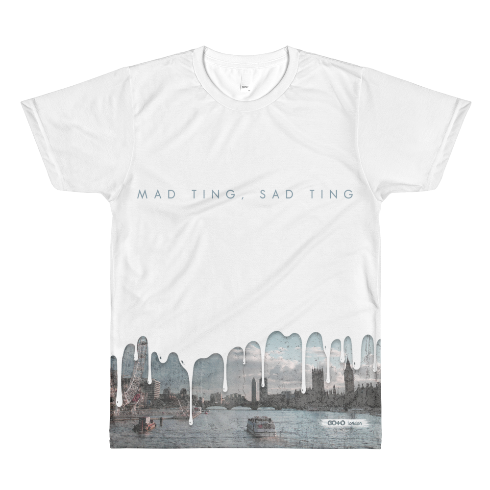 Mad Ting Sad Ting T-Shirt - Go To Holiday Wear