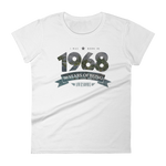 Born in 1968. 50 Years of Being Awesome T-Shirt