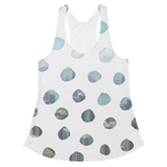 Polka Dot Victoria Peak Tank Top