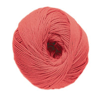DMC Natura Just Cotton - 50 gr - N18 Coral - La Bottega delle Idee - Rimini