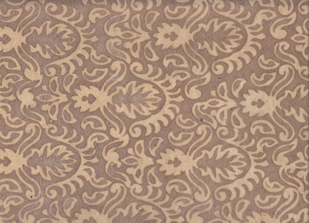 Carta Batik - Arabesk Brown (CNARB148)