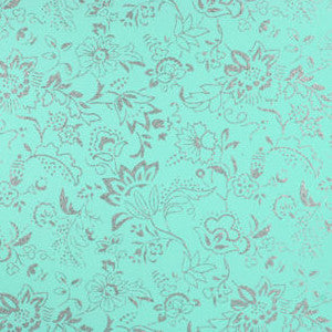 Fommy Fantasia Glitter Arabesque - Tiffany/Argento (018)