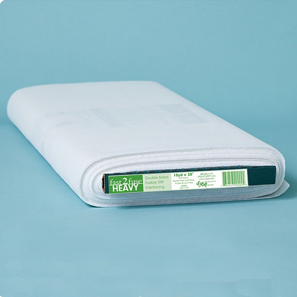 Fast 2 Fuse Interfacing Heavyweight