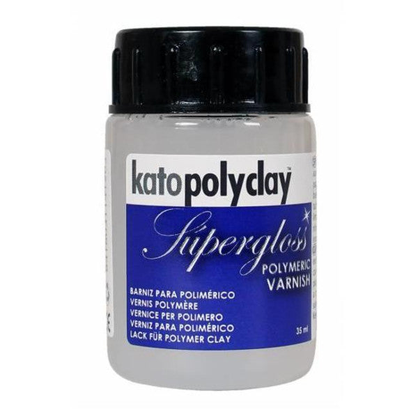 Kato Polyclay Supergloss Polymeric Varnish - 35 ml