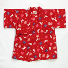 RABBIT TODDLER KIMONO 2-PIECE SET