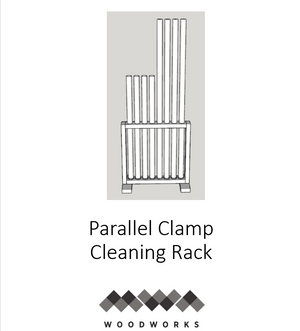 Plans - Clamp Cleaning Rack