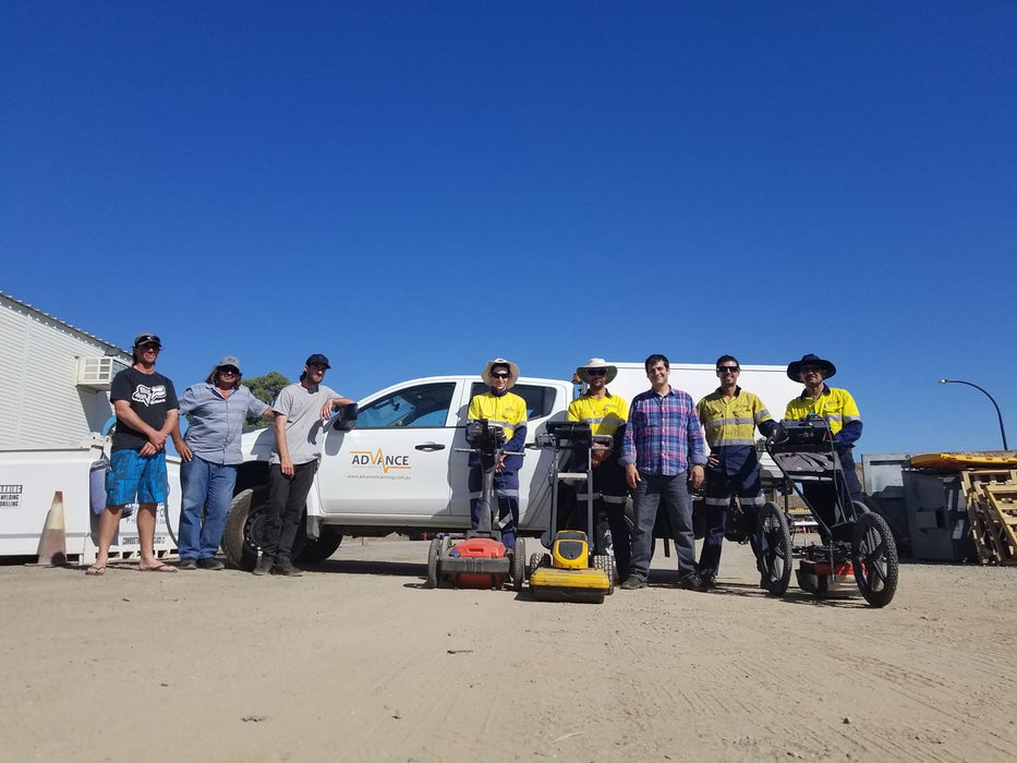 3 Day GPR Bootcamp for Utility Locating (NULCA Accredited)