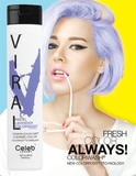 Celeb Luxury Viral Colourwash Shampoo - Pastel Lavender