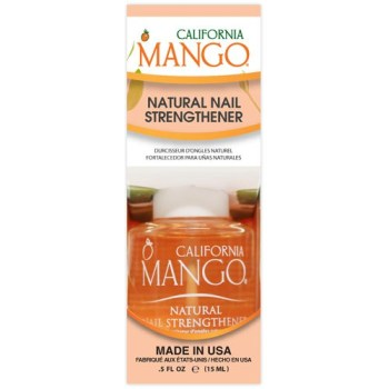 California Mango Nail Strengthener 15ml