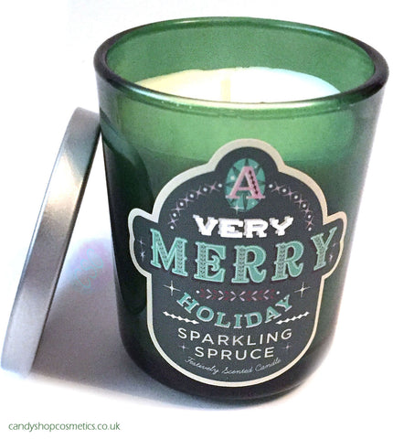 DW Home Sparkling Spruce Candle - Mini