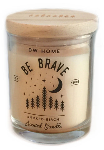 DW Home Be Brave 3.7oz Candle