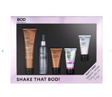 BOD Party Prep Shimmer and Tan Gift Set