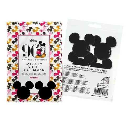 Disney Mickey Mouse Sheet Eye Mask Pack